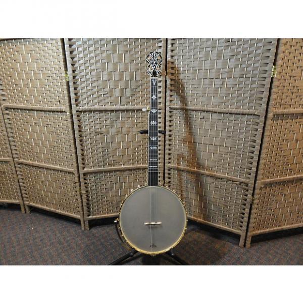 Custom 2016 Gold Tone BC-350+ Bob Carlin openback 5-string banjo - Mint #1 image