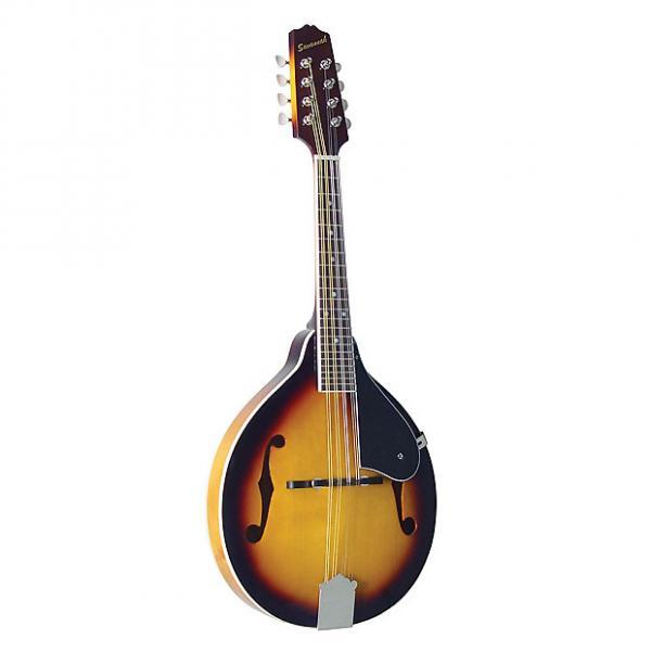 Custom Savannah SA-120 Louisville Mandolin - Sunburst #1 image