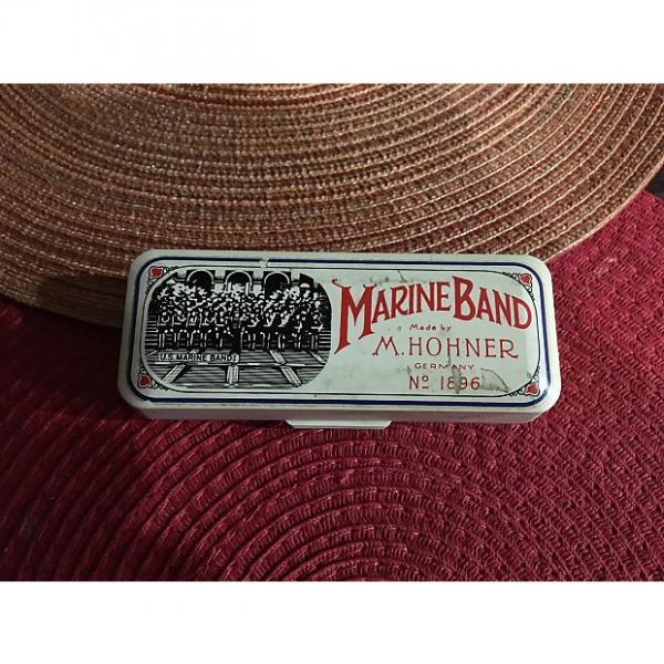 Custom Hohner Marine Band #1896 #1 image