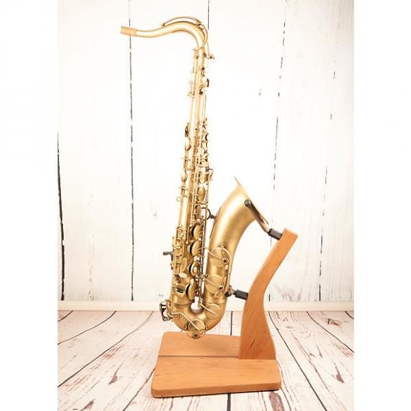 "Custom Selmer ""Reference 54"" Model 74 Professional Tenor Saxophone #1 image"