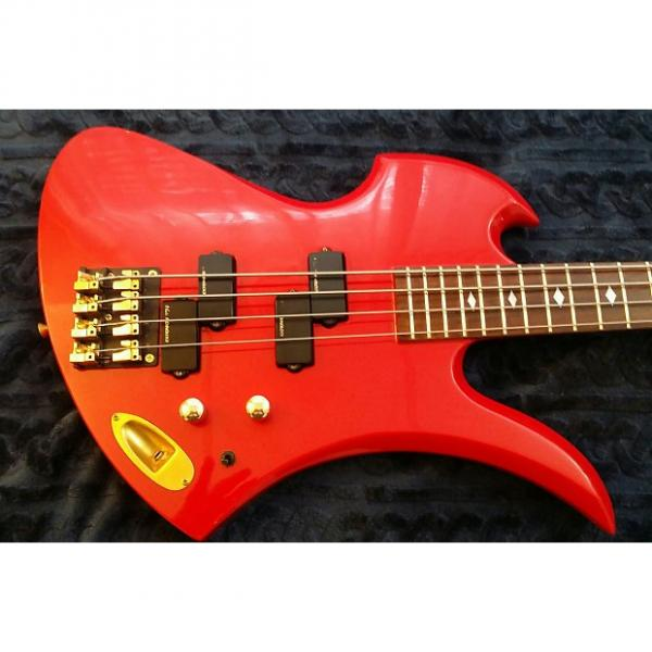 Custom Burny - Fernandes MB-90 Mockingbird Bass #1 image