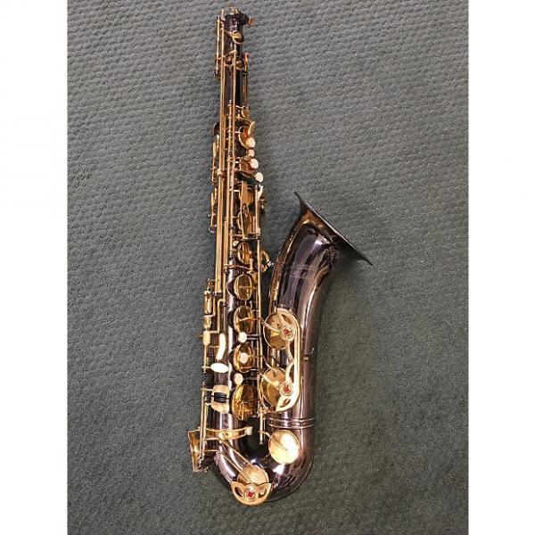 Custom Selmer Tenor Sax Soloist Silver Nickel #1 image