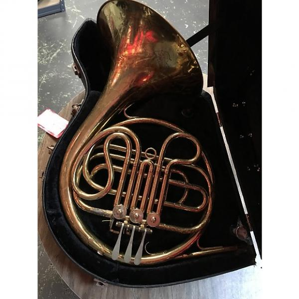 Custom Conn 14D Single French Horn Lacquer #1 image