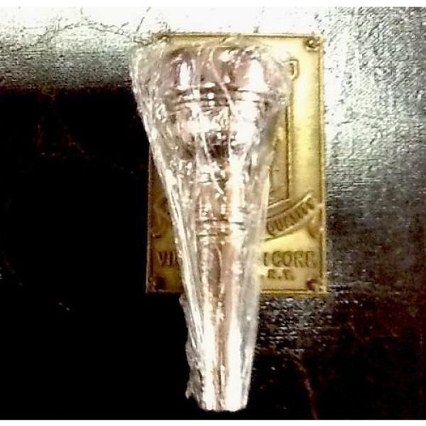 Custom Vintage Vincent Bach Corp. 1970's 12C Cornet Mouthpiece #1 image