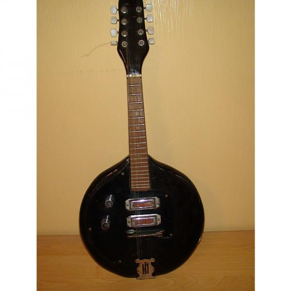 Custom Krynk Electric Mandolin 8 string Soviet USSR Vintage #1 image