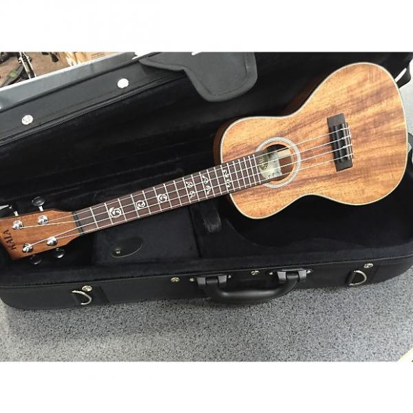 Custom Kala KA-ASAC-C Solid Acacia Series Concert Ukulele New Unplayed w/ Case FREE Capo #1 image