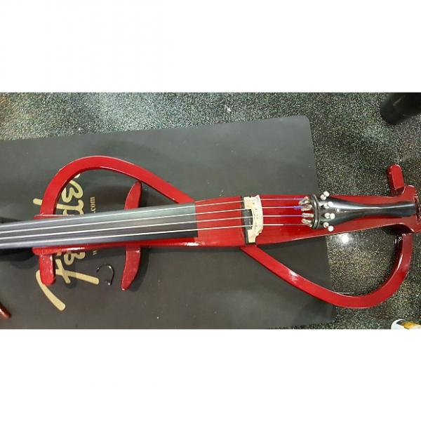 Custom Cecilio  CECO-3LW  Cherry Red #1 image