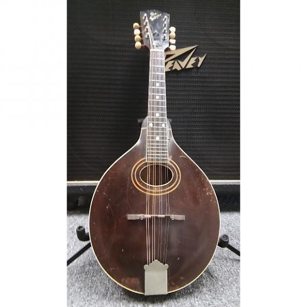 Custom Gibson A2 1922 natural #1 image