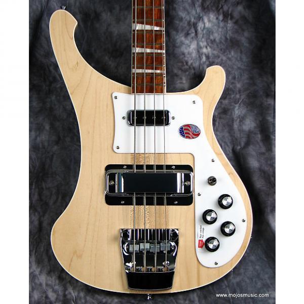 Custom Rickenbacker  4003 MG #1 image