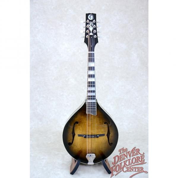 "Custom Turkey Creek ""Sam Bush A Model"" Mandolin #88 #1 image"