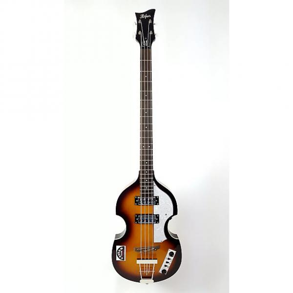 Custom Hofner Ignition 500/1 Cavern Club Bass w/ OHSC - MINT #1 image