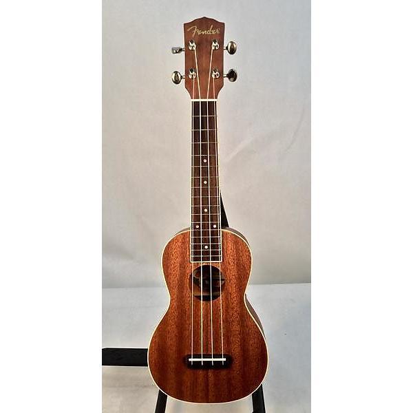 Custom Fender U'Uku Soprano Ukulele #1 image