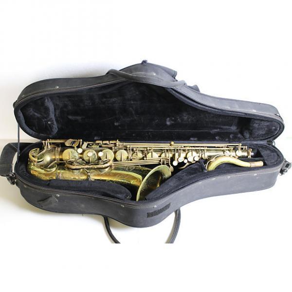 Custom Selmer Mark VII Tenor Saxophone 289245 GREAT PLAYER #1 image