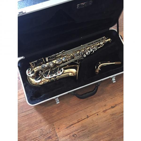 Custom Selmer AS 500 Saxophone 2010s Yelllow Brass #1 image
