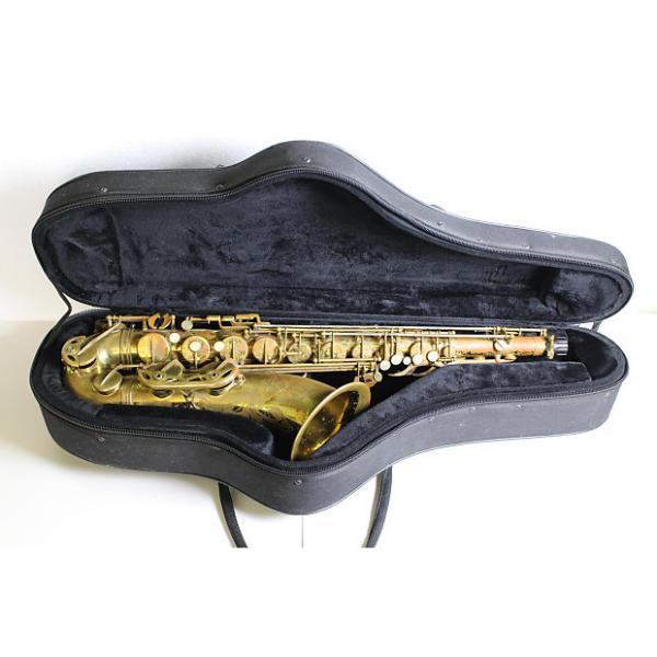 Custom Selmer Mark VI Tenor Saxophone 153921 ORIGINAL LACQUER NICE! #1 image