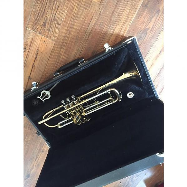 Custom Jupiter JTR 606 MR Trumpet 2000s Yellow Brass #1 image