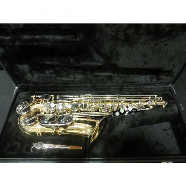 Custom Jupiter CES-760 Capital Edition Alto Saxophone With Case #1 image