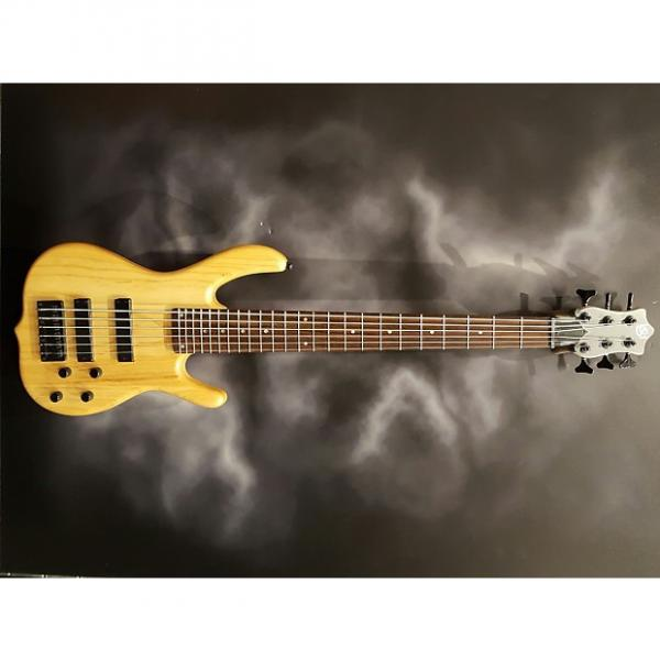 Custom KSD Burner Standard 6 String Bass 2012 #1 image