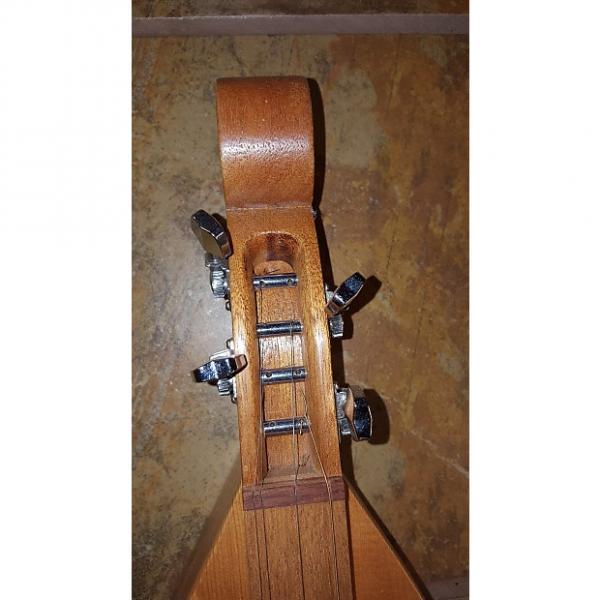 Custom Rugg & Jackel Music Co. D-40S Folk Roots Dulcimer 1984? Light #1 image