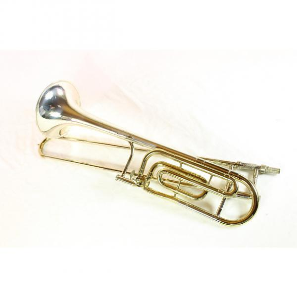 Custom King 3B-F Silversonic Professional Trombone WOW! #1 image