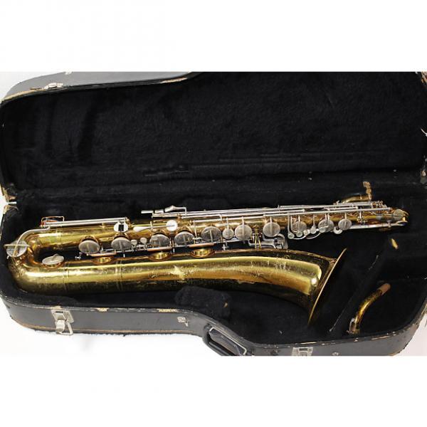 Custom Selmer Signet Baritone Saxophone LOW A WOW! #1 image