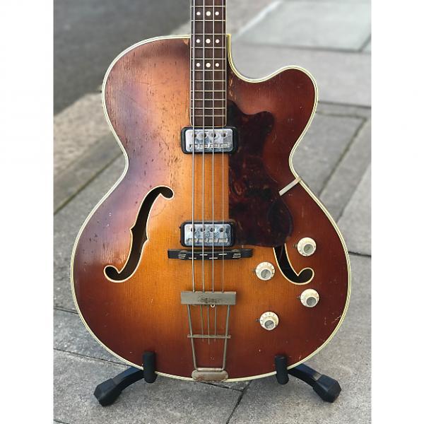 Custom Hofner President Bass 1964 #1 image