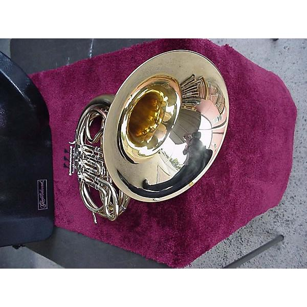 Custom Dc Pro Double French Horn Bb/F With Hard Shell Case And Mouthpiece #1 image