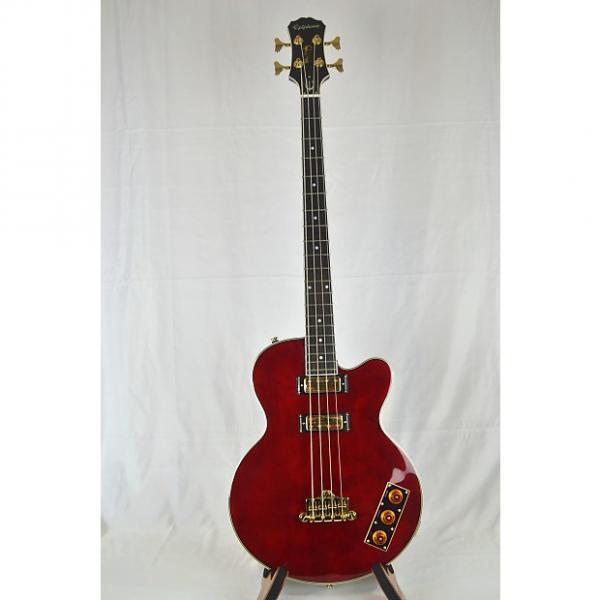 Custom Epiphone Allen Woody Rumblekat Short Scale Bass #1 image