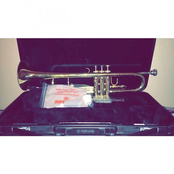 Custom Trumpet King 601 With Yamaha Trumpet Case #1 image