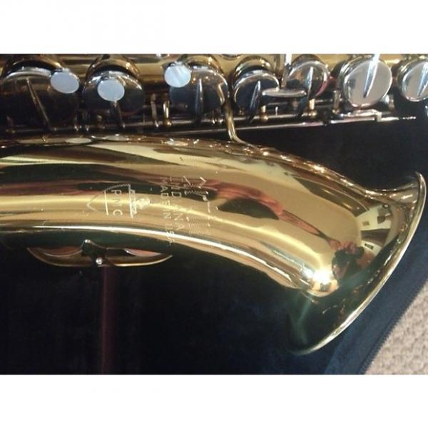 Custom Martin Indiana early 60's Alto Saxophone #1 image