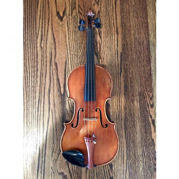 Custom 19th Century Antique German Stradivarius Violin #1 image