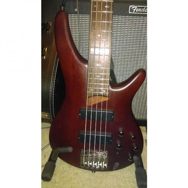 Custom Ibanez SR 505 Natural 5 String #1 image