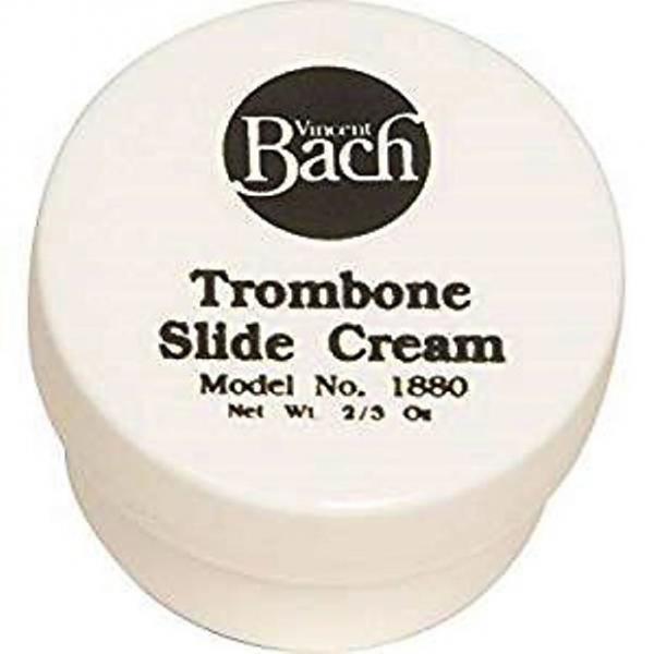 Custom Vincent Bach 1880 Trombone Slide Cream #1 image