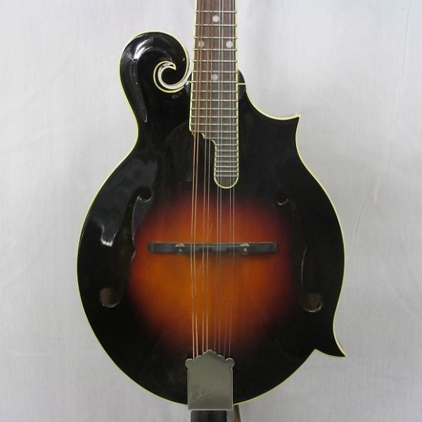Custom The Loar LM-520-VS F Style Mandolin With Hardshell Case #1 image