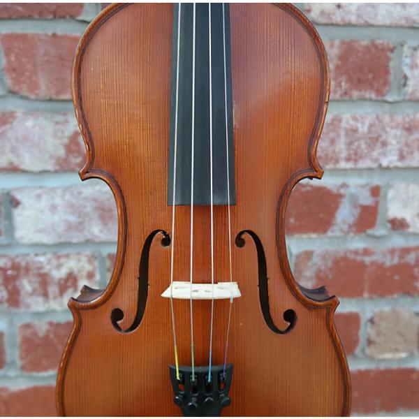 Custom Gliga 2 4/4 Violin Outfit Full Size #1 image