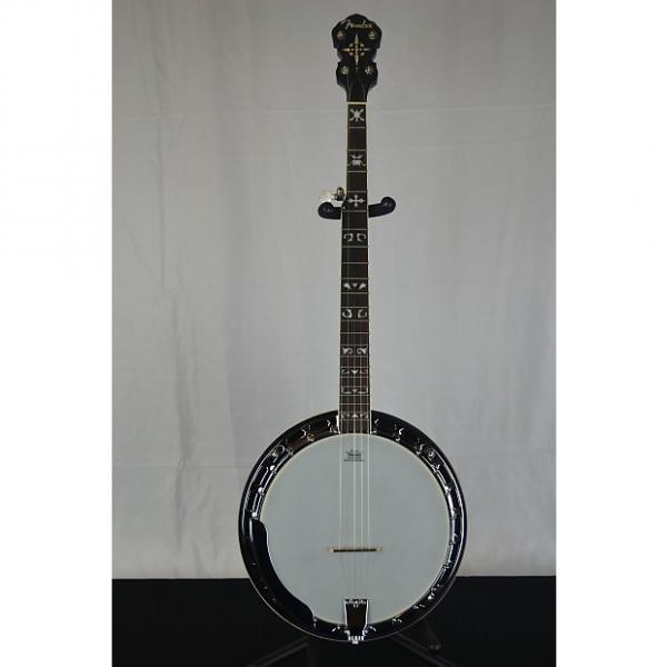 Custom Fender FB-55 5 String Banjo #1 image