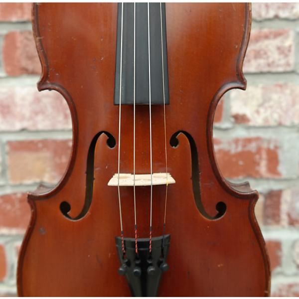 Custom Antique French Violin Sebastien Vuillaume Circa #1 image