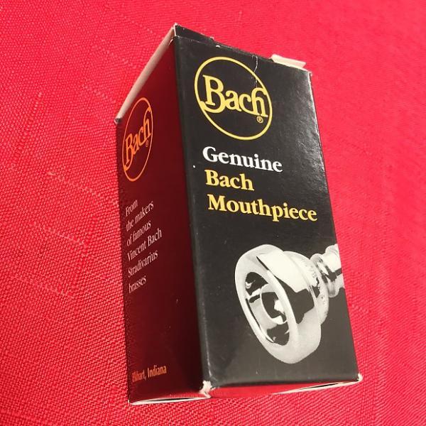 Custom Vincent Bach 20C Geniune Cornet Mouthpiece #1 image