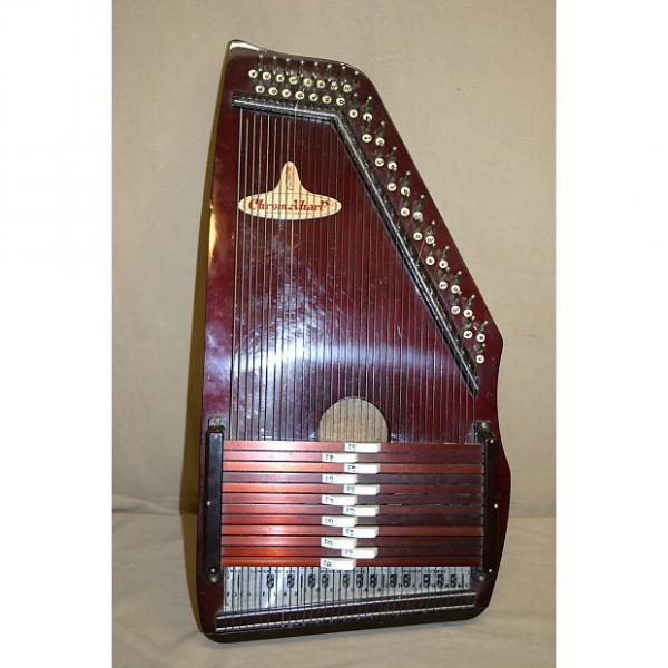 Custom Rhythm Band Instruments Chromaharp Autoharp c1960's #1 image