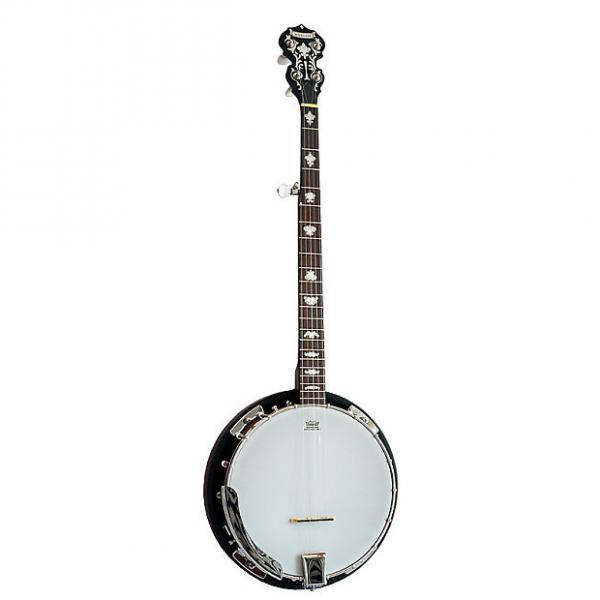 Custom Morgan Rocky Top Bingo Deluxe Banjo #1 image