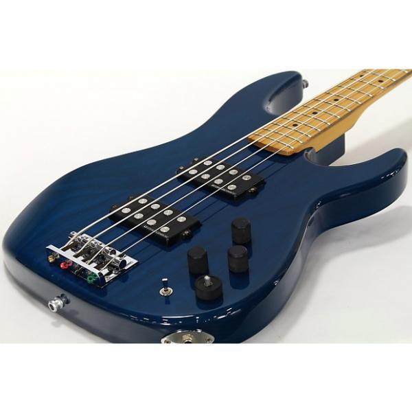 Custom ESP AP-230SL See Thru Blue #1 image