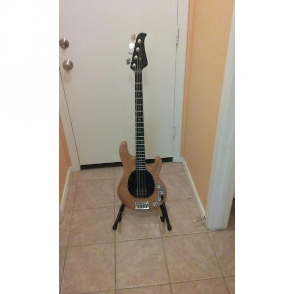 Custom Music Man Stingray 4 String Bass Used With New Moses Graphite neck By (SPEED-1) #1 image