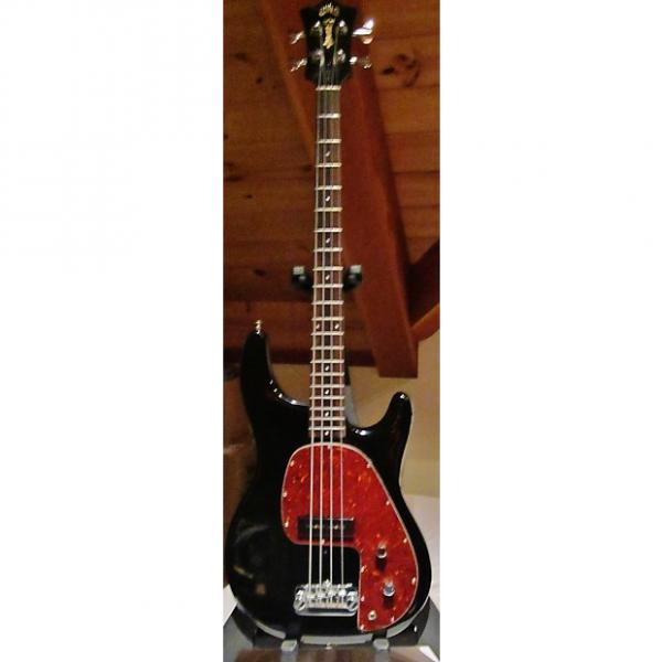 Custom Guild  SB201 electric bass   1983  Black #1 image