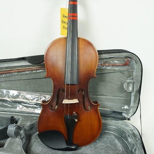 Custom Used  RAVEL 4/4 VIOLIN KIT Violin #1 image