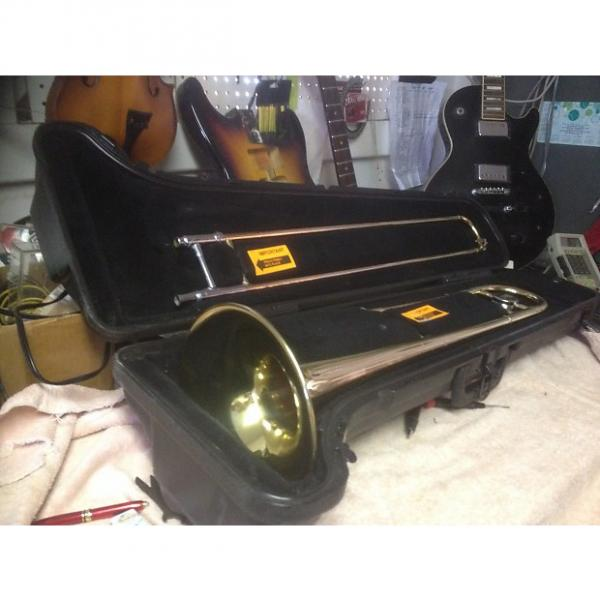 Custom Bach Trombone 2010 Brass laquer #1 image