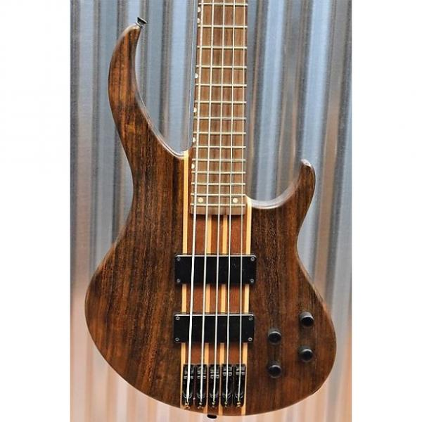 Custom Peavey Grind NTB 5 String Neck Through Body Bass Guitar & Case #1 image