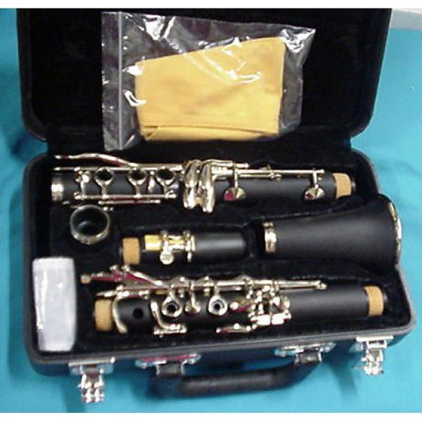 Custom New Selmer Prelude CL711 clarinet with case and mouthpiece #1 image