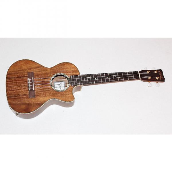 Custom Cordoba 25TK-CE Acoustic-Electric Tenor Ukulele #1 image