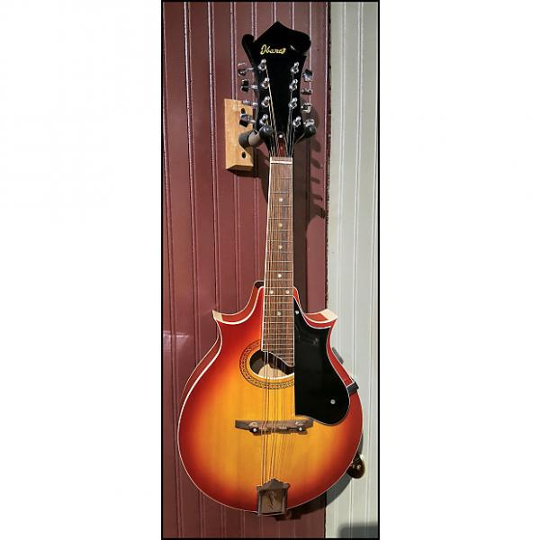Custom Ibanez Mandolin 513 1970's Cherry Burst #1 image