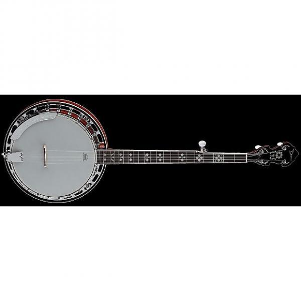 Custom DEAN BW5 Backwoods 5-String Banjo #1 image